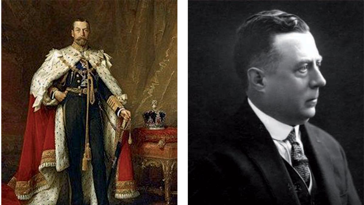 Sir John O'Conor (1863-1927): una de las mentes brillantes de nuestro Hospital