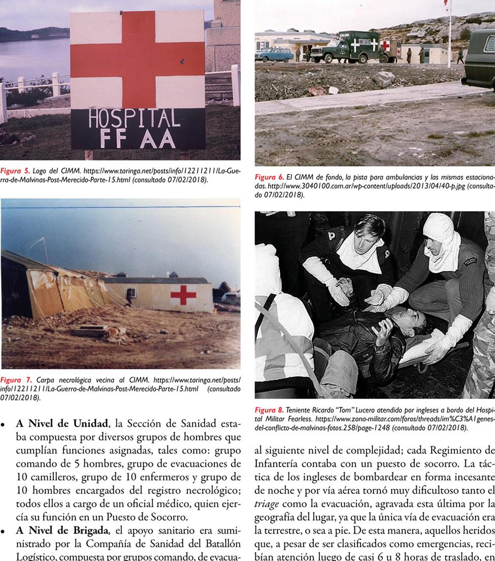 Gesta de Malvinas – 1982: un capítulo más a la Historia de la Medicina