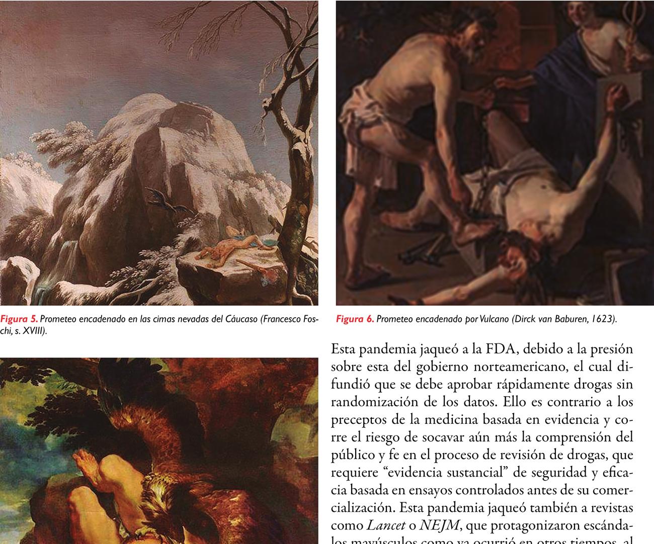 Epimeteo y Prometeo en los tiempos  del COVID-19