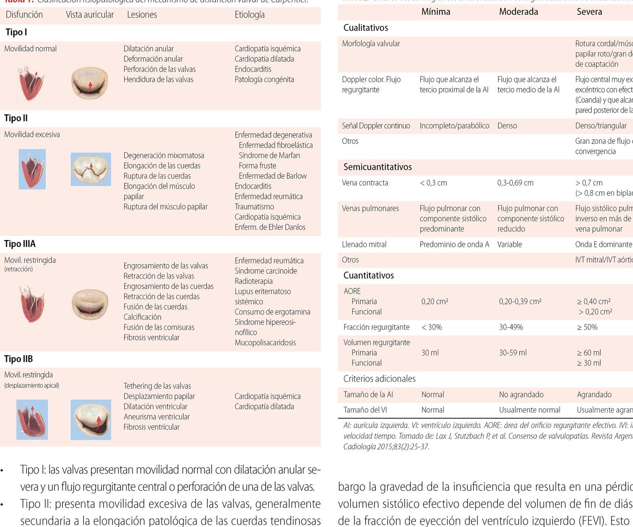 Utilidad clínica del MitraClip® en pacientes portadores de insuficiencia mitral severa funcional con fracción de eyección deteriorada