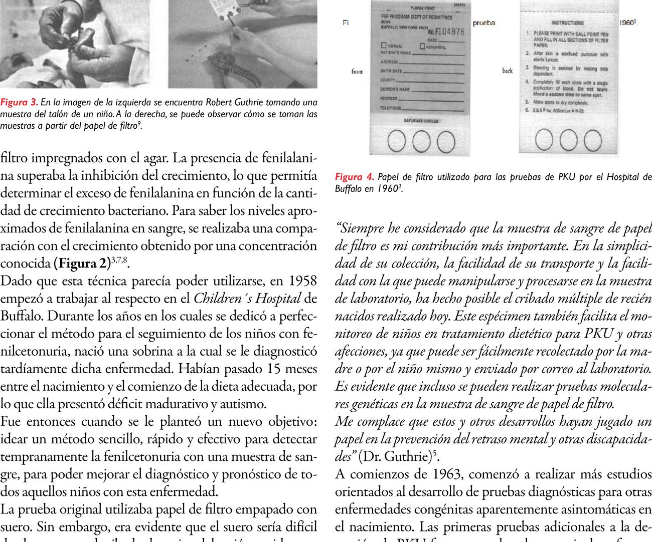 Pesquisa neonatal: invalorable ejemplo de prevención en salud pública